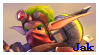 Jak Stamp by QuiGonJinn007