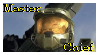 Master Chief Stamp by QuiGonJinn007