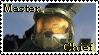 Master Chief Stamp by QuiGonJinn007