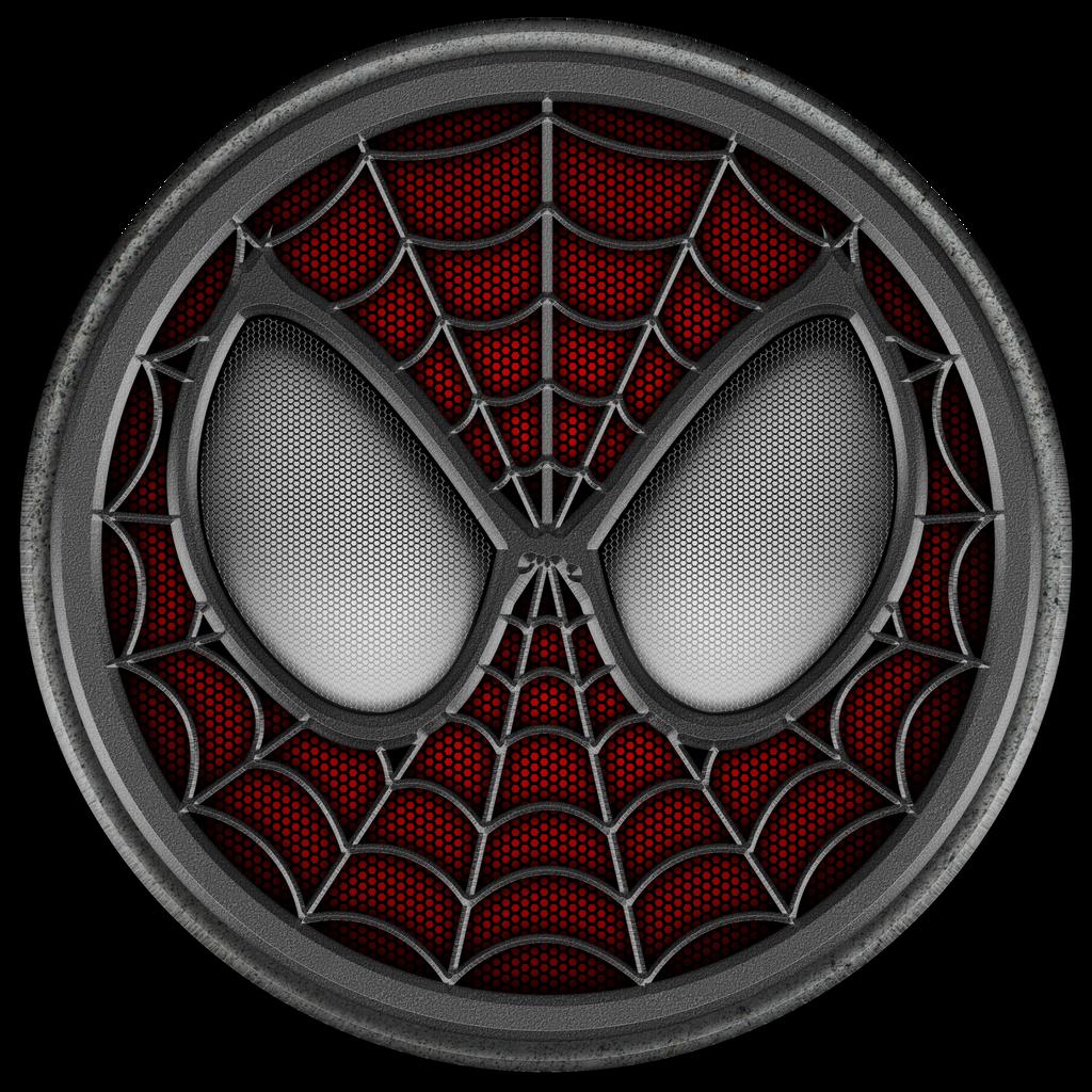 spiderman logo transparent background wwwimgkidcom