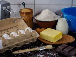 Backe, backe Kuchen by Silberblau