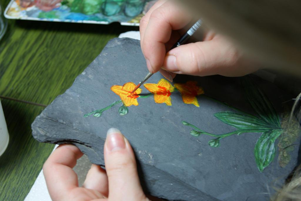 Painting by Silberblau