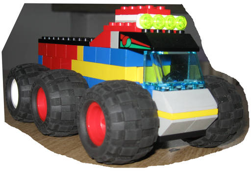 Lego offroad
