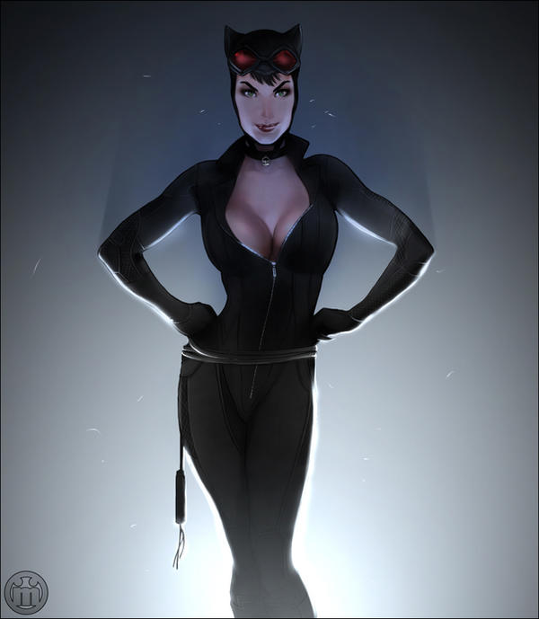 Catwoman II by mullerpereira