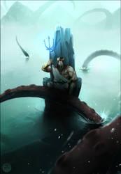 Poseidon by mullerpereira