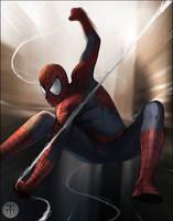 Spiderman by mullerpereira