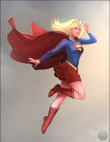 Supergirl by mullerpereira