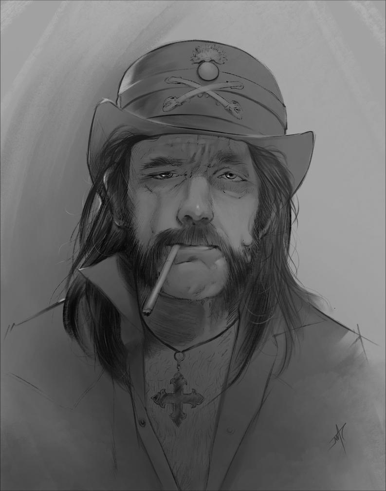 Lemmy by mullerpereira