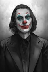 Joker by mullerpereira