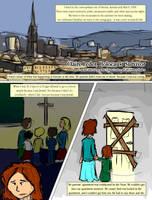 Holocaust Story, pg. 1 by JeffreyAtW