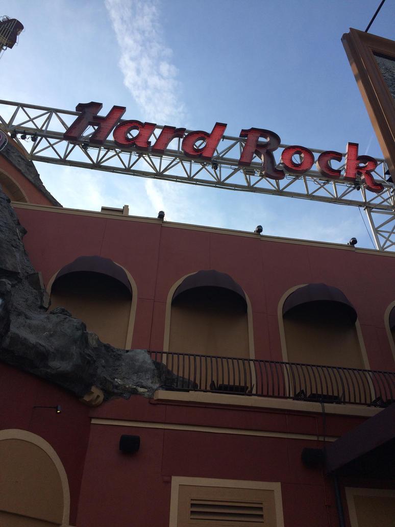 like a rock ~ hard rock by puppy-dreams