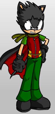 Robin the Hedgehog by PatrykGr