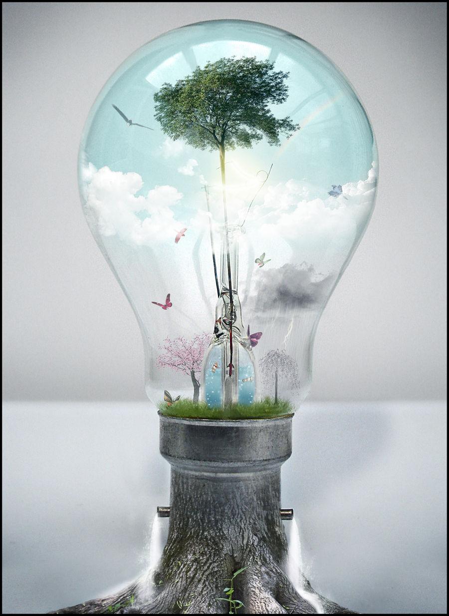 I Dream of a Brighter Future by CameoFX