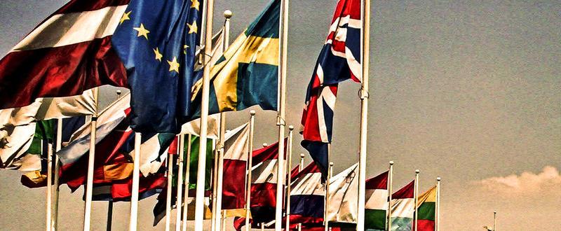 Flags by bridgetp