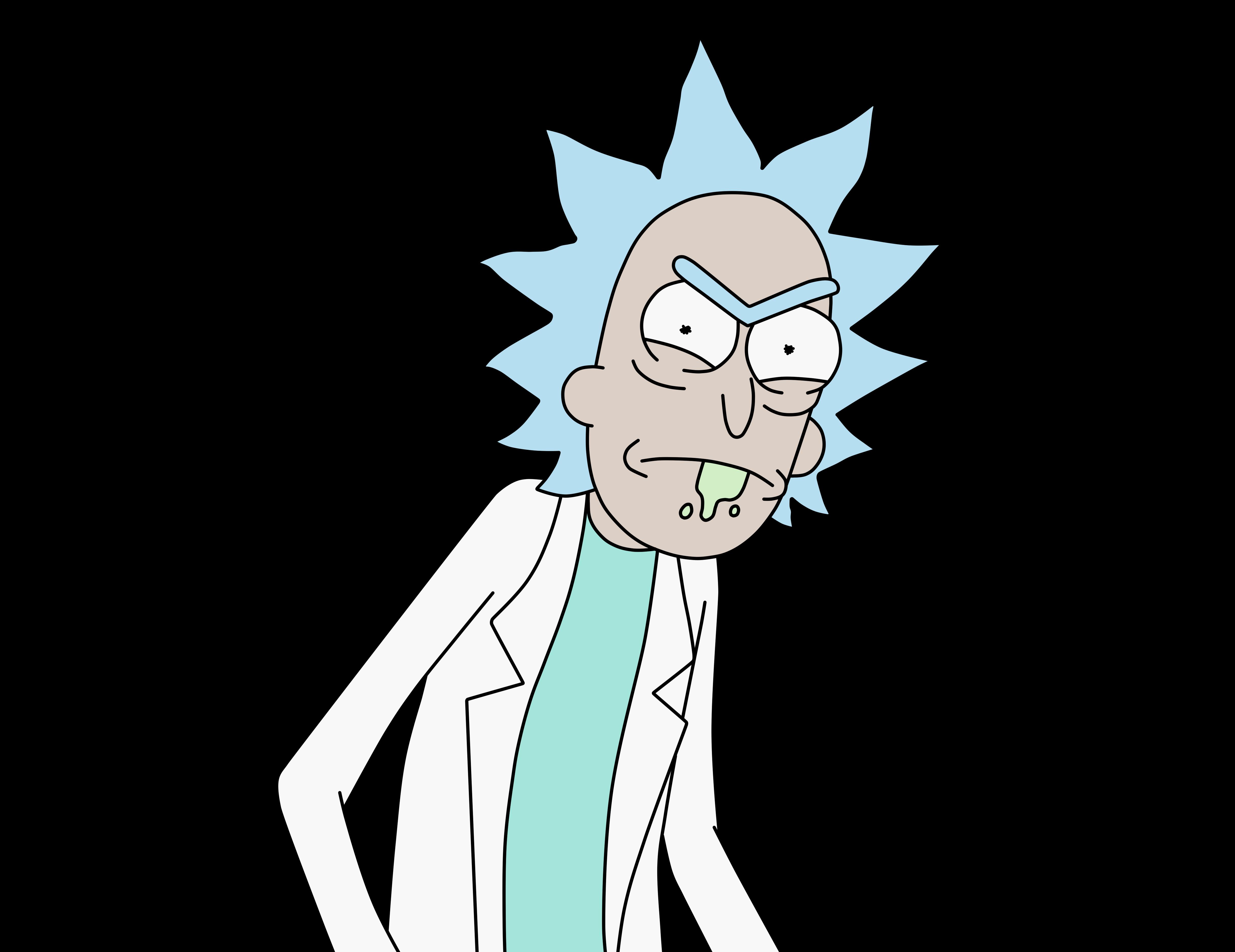 Rick and Morty S03E06: Non-Toxic Rick Sanchez by ...