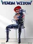 Commission - Cover - Venom Widow (Parody)