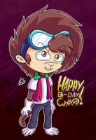 Wonchop! (B-Day) by IVOanimations