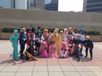 Sailor Moon Gathering Otaon 2014