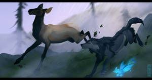 [Hvalla] Elk Chase