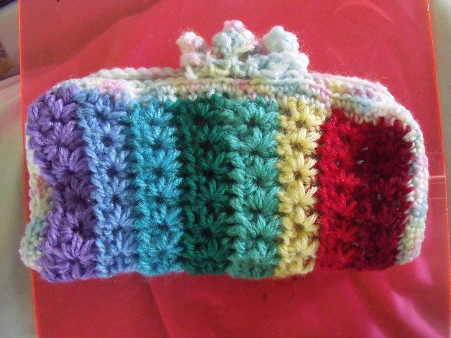 Free Crochet Star Hook Case Pattern : Crochet hook case by Coley77 on DeviantArt