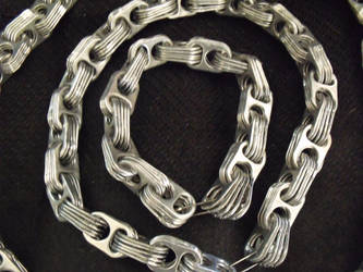 Bulky ringpull chain by Coley77