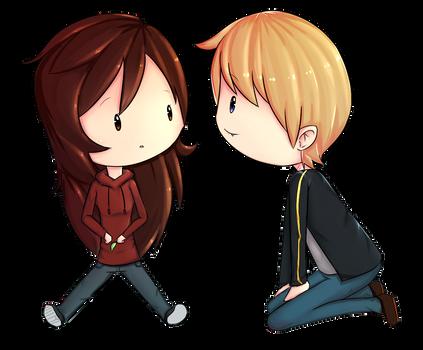 CM - Brett and Lily