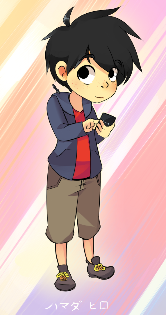 Hiro by Drawn-Mario