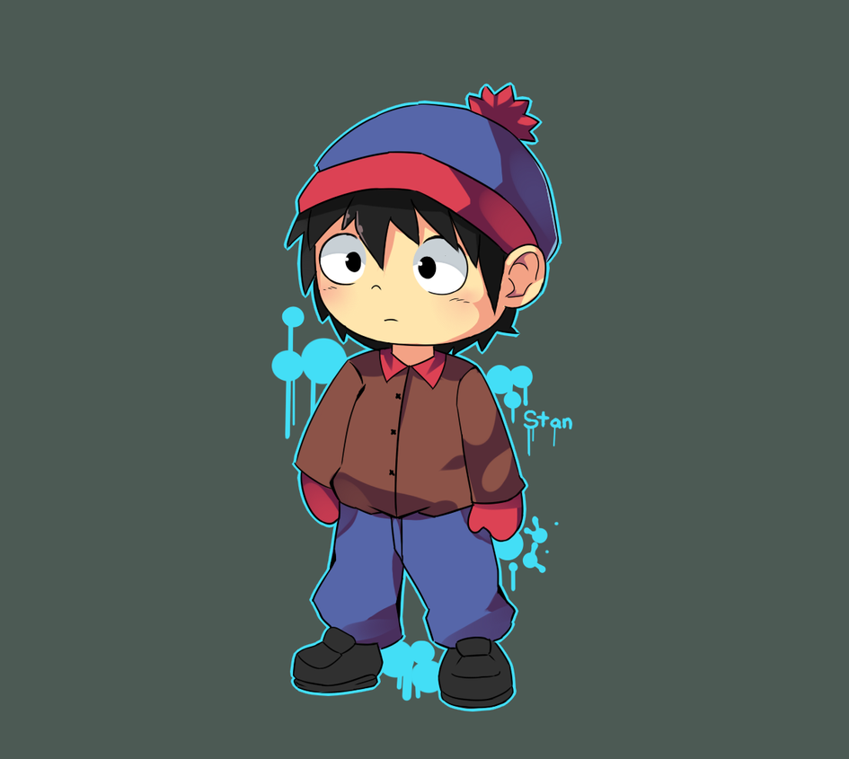 Stan by Drawn-Mario