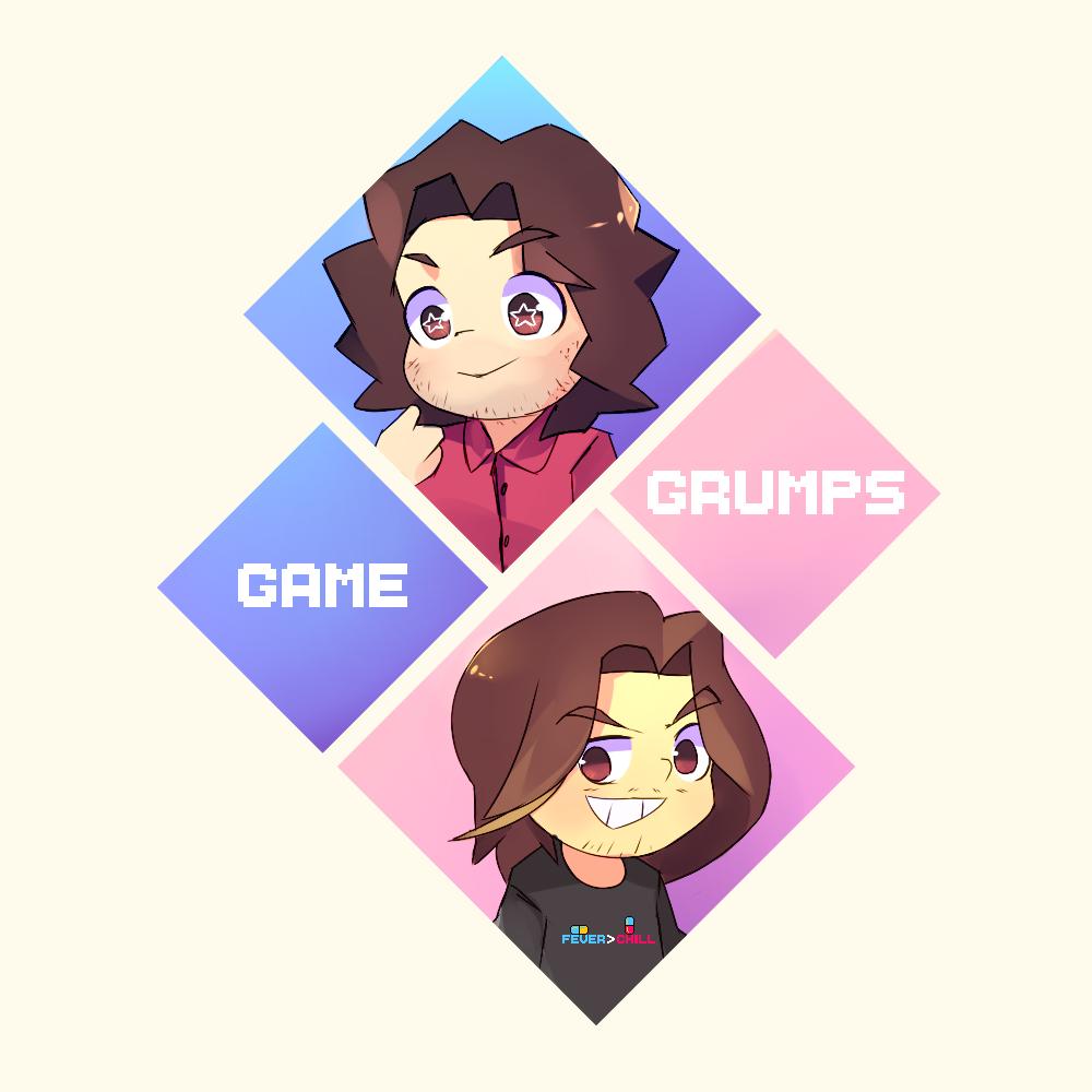 Game Grumps By Drawn Mario On Deviantart
