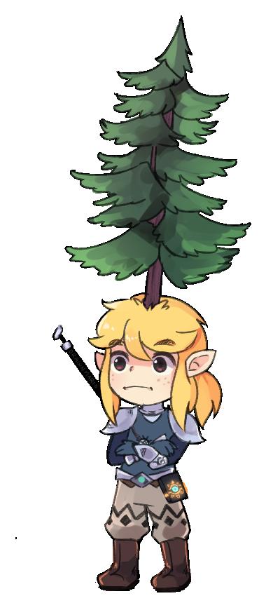 Terry Treehead by Drawn-Mario