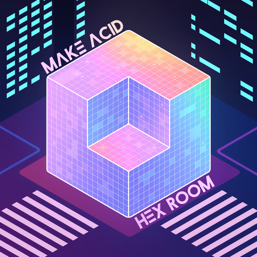 Hex Room by Drawn-Mario