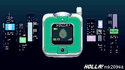 HOLLA mk2094a by Drawn-Mario
