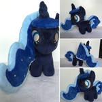 Itty Bitty Princess Luna