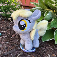 Tiny Derpy by Sen5