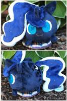 Princess Luna Chubbie blob by Sen5