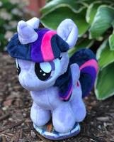 Tiny Twilight Sparkle by Sen5