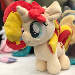 Tiny Sunset Shimmer for Bronycon by Sen5
