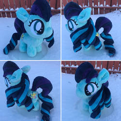 Rara itty bitty plush by Sen5