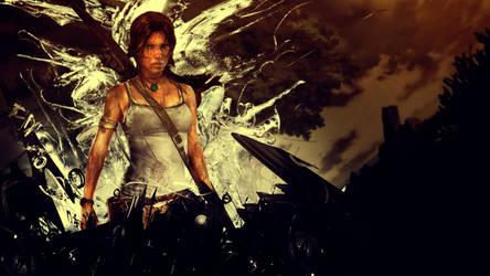 Lara Croft - Tomb Raider by PMazzuco