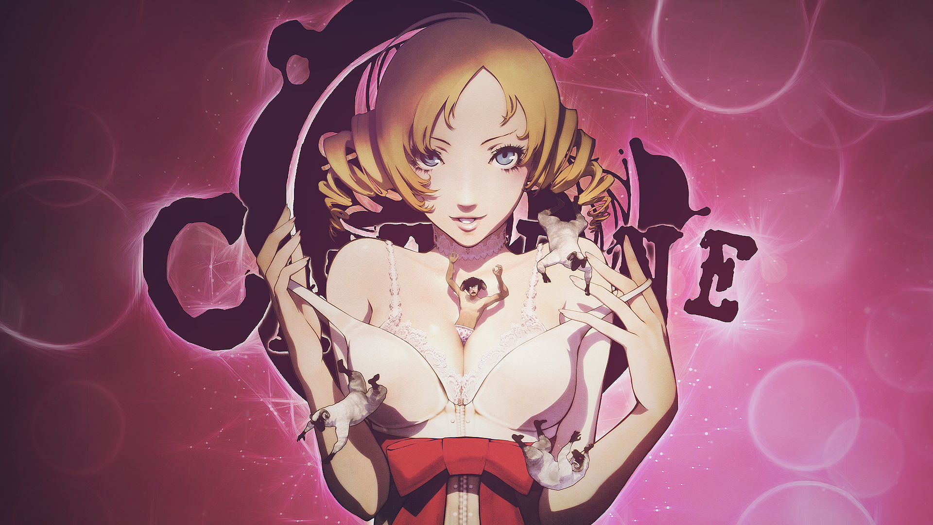 [Wallpaper] Catherine by PMazzuco