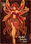 .: Rachel's Enchantix Card :.
