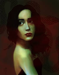 Bellatrix Lestrange by Josy57