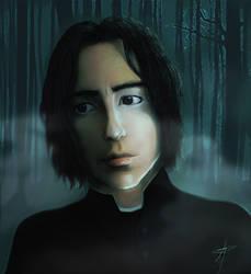 Severus Snape by Josy57