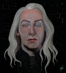 Lucius Malfoy by Josy57