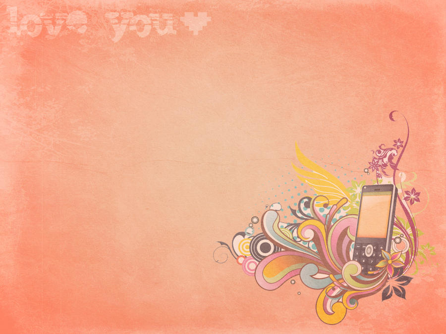 wallpapers telephone XD by jessy-izan