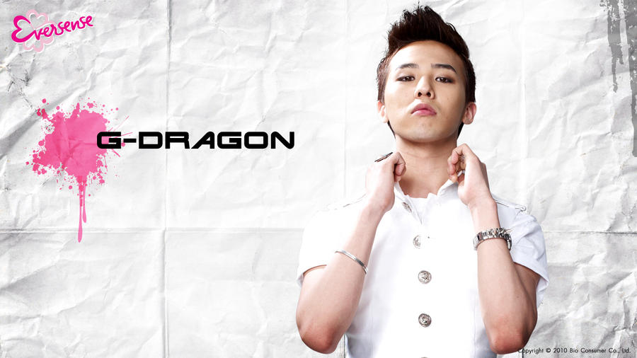 G-dragon eversense wallpaper by jessy-izan