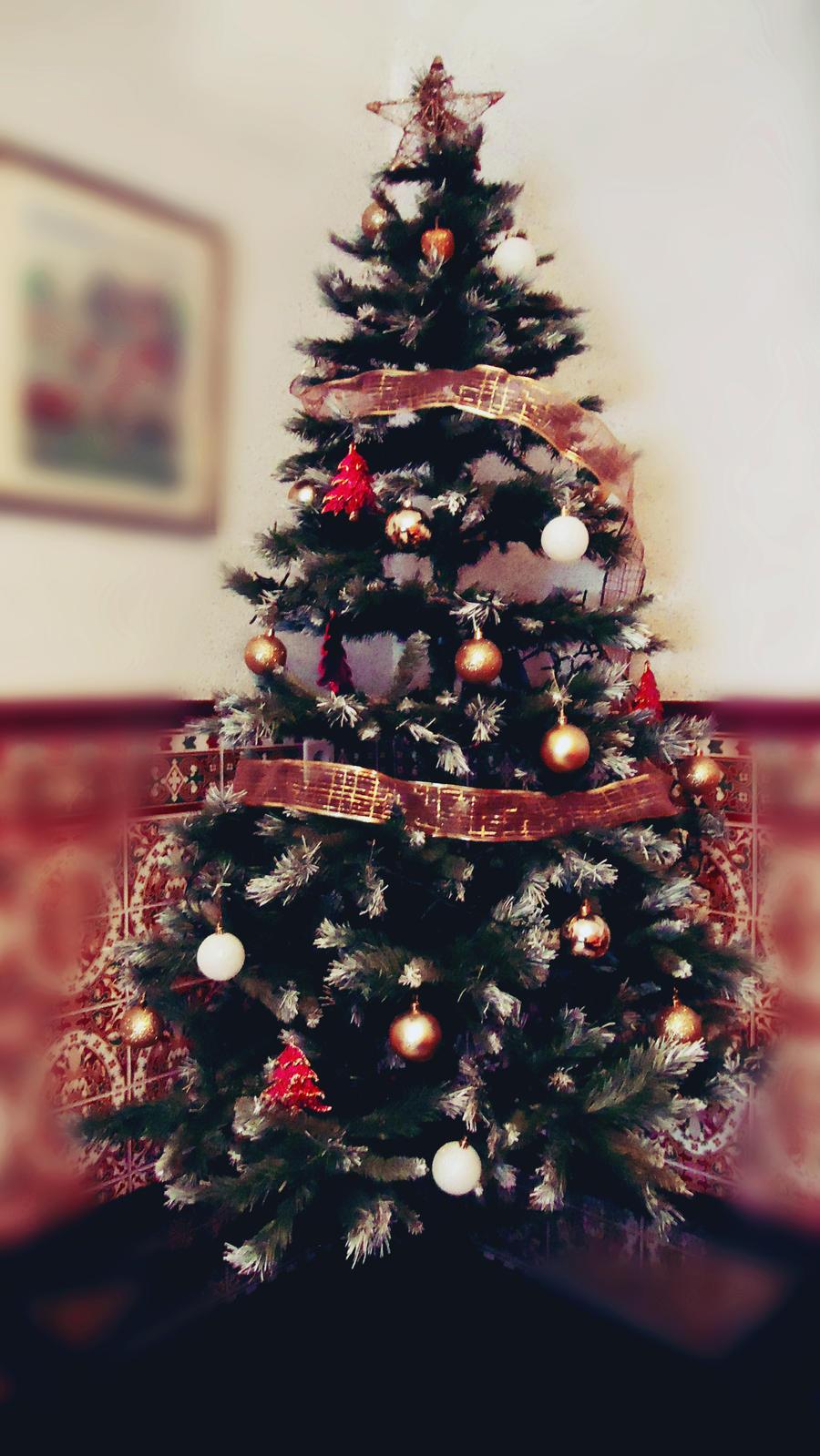 Best 28 mi arbol de navidad 40 ideas para decorar tu 225 rbol de navidad ana galena mi - Como decorar mi arbol de navidad ...