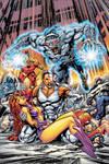 DC Comics CYBORG cover