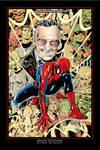 Stan Lee by Brian Denham