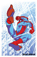 Spider-Man vector art by DaneRot